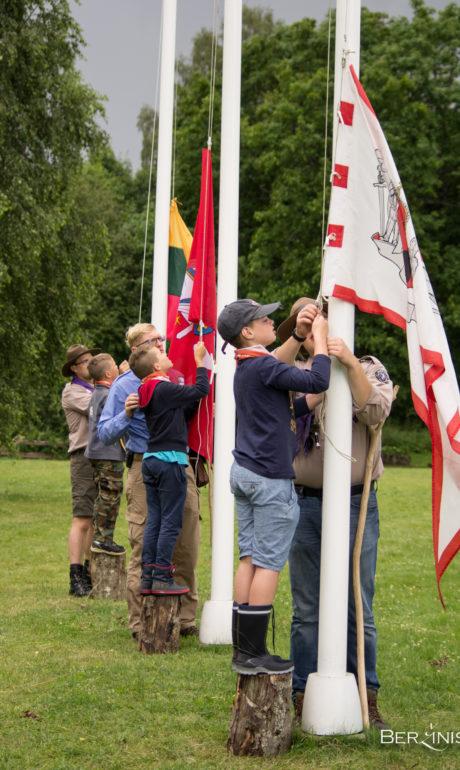 Vasaros stovyklos vaikams